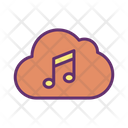 Cloud Music Server Icon