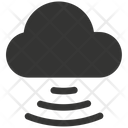 Cloud Network Share Icon
