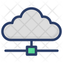 Cloud Computing Cloud Technology Cloud Storage Icon