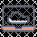 Cloud Network Cloud Storage Cloud Technology Icon