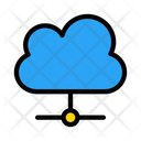 Cloud Sharing Connection Icon