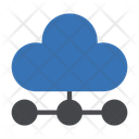 Cloud Network Cloud Network Icon