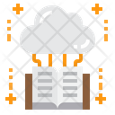 Cloud Network Study Icon