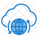 Cloud Networking Cloud Networking Icon