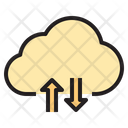 Cloud Network Networking Cloud Icon