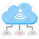Networking Technology Internet Icon