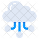 Cloud Networking Cloud Technology Cloud Computing Icon