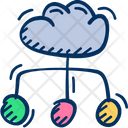 Cloud Netwrk Icon