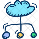 Cloud Netwrok Icon