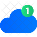 Cloud Notification Cloud Message Notification Icon