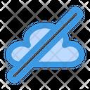 Cloud Offline Offline Online Icon