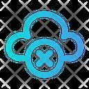 Cloud Offline Icon