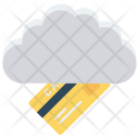Cloud Payment Credit Icon