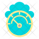 Cloud Performance Icon