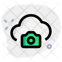 Cloud Photo Cloud Camera Cloud Image Icon