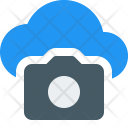 Cloud Photo Icon