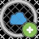 Cloud Plus Icon