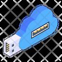 Cloud Port Network Port Ethernet Port Icon