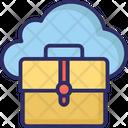 Cloud Portfolio Icon