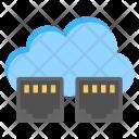 Cloud Ports Icon