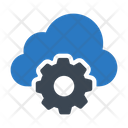 Cloud preference Icon