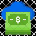 Cloud Price Icon