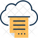 Cloud Printing Icon