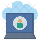 Data Cloud Storage Icon