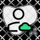 Cloud Profile Icon