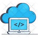 Cloud Programming Icon