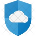 Cloud Protection Protect Icon