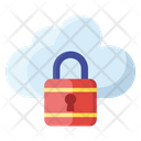Cloud Protection Cloud Safety Private Cloud Icon