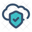 Cloud Protection Cloud Protection Icon