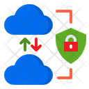 Cloud Protection Protect Protection Icon
