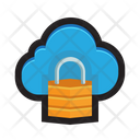 Cloud Safety Protection Icon