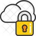 Cloud Protection Icon