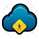 Cloud Public Icon