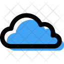 Cloud Rainy Season Icon