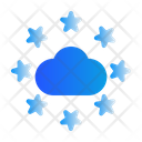 Cloud Rating Icon