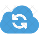 Cloud Refresh Cloud File Icon