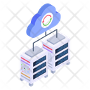 Cloud Backup Cloud Synchronization Cloud Refresh Icon