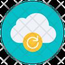 Cloud Reload Cloud Load Again Cloud Refresh Icon