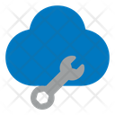 Repair Tools Cloud Icon