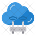 Internet Sharing Router Icon