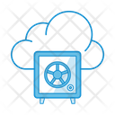 Cloud Safety Icon