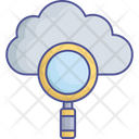 Cloud Computing Cloud Search Search Icon