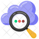 Cloud Finding Cloud Search Cloud Loading Icon