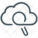 Cloud Search Find Icon