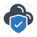Cloud Security Cloud Security Icon