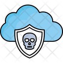 Cloud Security Data Protection Data Security Icon
